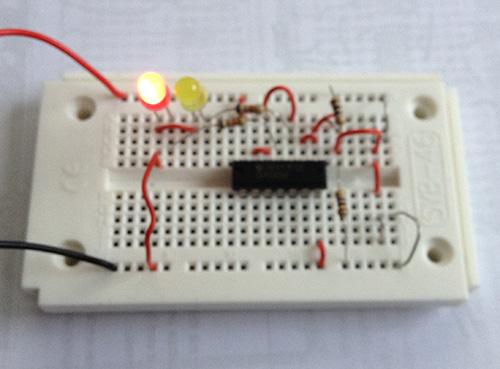 Berührungs-Sensor Conrad Adventskalender
