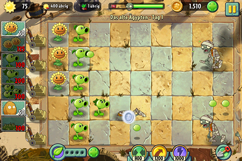 Plants vs. Zombies It´s about time